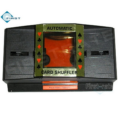 2 Decks Automatic Card Shuffler