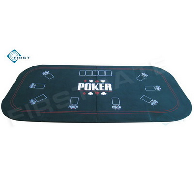 3 Folding Poker Blackjack Table Top