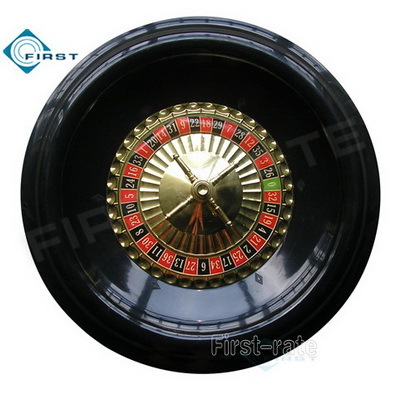16 Inch Plastic Roulette Wheel