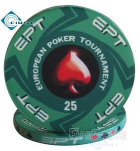 European Poker Tournament EPT Chips