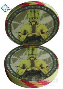 China Customized Poker Chips Manufacture