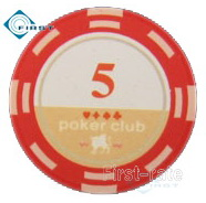 Personalized Ceramic Poker Chips