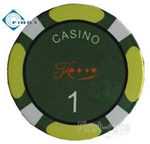 Ceramic Casino Poker Chips