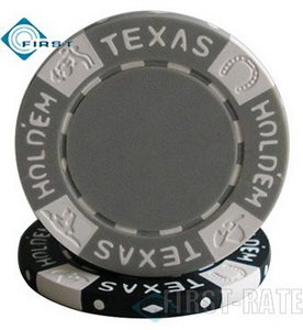 Texas Hold\'em Clay Poker Chips