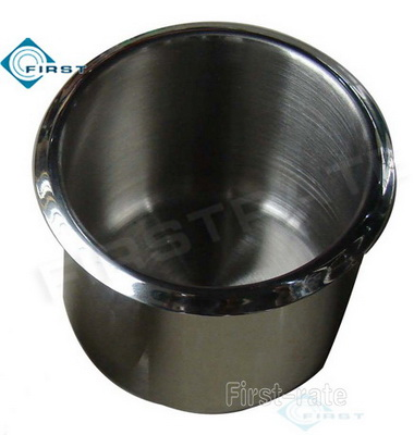 Aluminum Poker Table Cup Holder