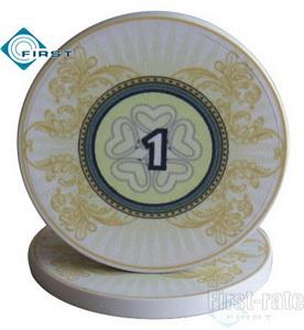 Casino Royale Poker Chips Ceramic