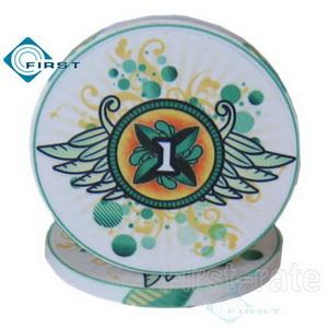 Custom Poker Chips Ceramic