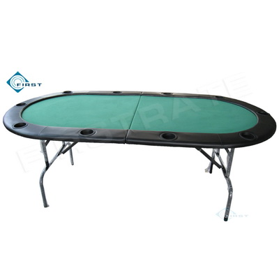 Foldable Texas Hold\'em Poker Table with Legs