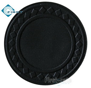 8g Pure Clay Diamond Poker Chips Black
