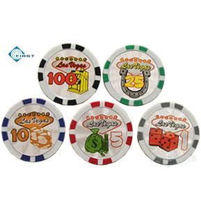 Las Vegas Pro Poker Chips