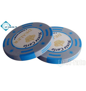 Monte Carlo Dealer Buttons