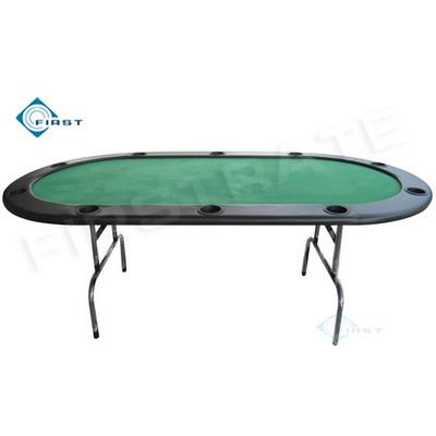 Oval Texas Holdem Padding Poker Tables