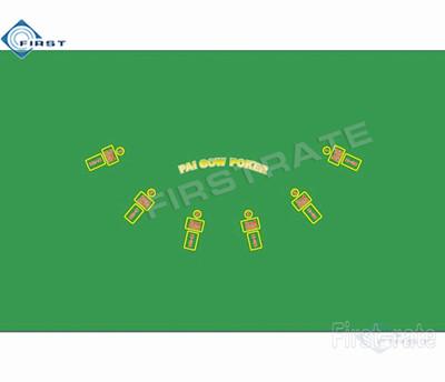 Pai-gow Casino Poker Layout