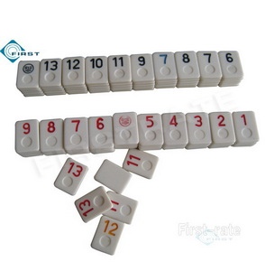 Promotion Plastic Rummy Set