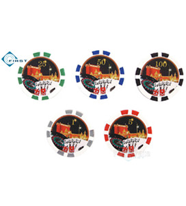 Royal Flush Casino Chips