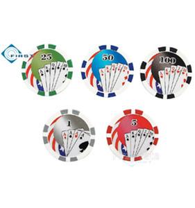 Royal Flushed Poker Chips