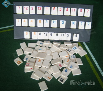Rummikub Rummy Set with Tray
