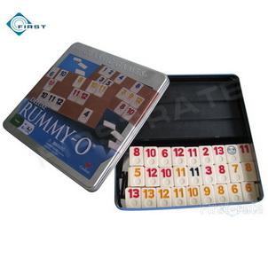 Rummy Game Set in Tin Box
