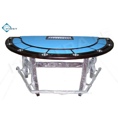 Semi-circle Casino Poker Tables