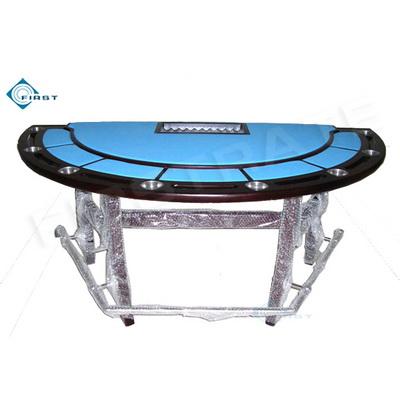 Semi-circle Casino Poker Tables