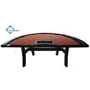 Semi-circle Gambling Poker Table