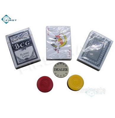 Texas Holdem BCG Poker Pack