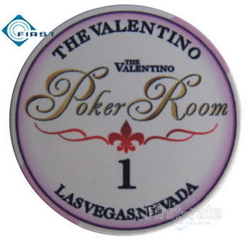 Valentino Poker Chips