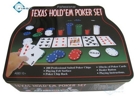 Texas holdem poker set singapore